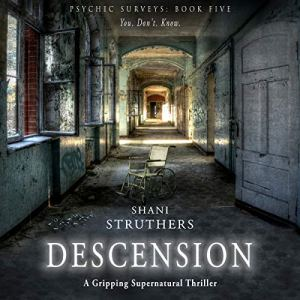 Descension: A Gripping Supernatural Thriller audiobook cover art