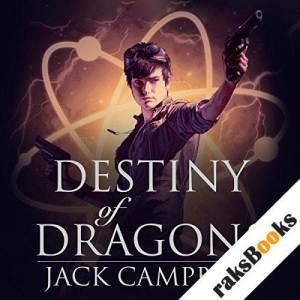 Destiny of Dragons audiobook cover art