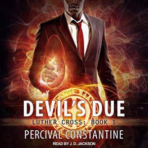 Devil's Due audiobook cover art