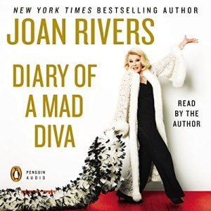 Diary of a Mad Diva audiobook cover art