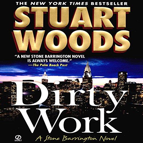 Dirty Work audiobook cover art