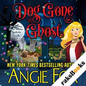 Dog Gone Ghost audiobook cover art