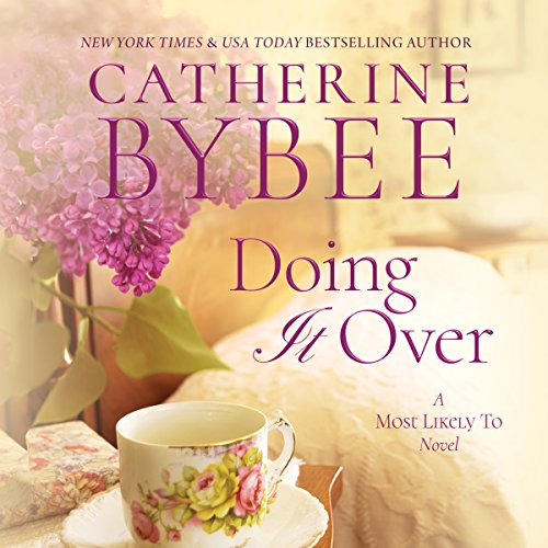 Doing It Over audiobook cover art