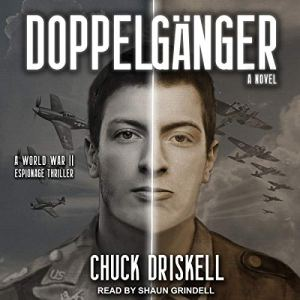 Doppelgänger audiobook cover art