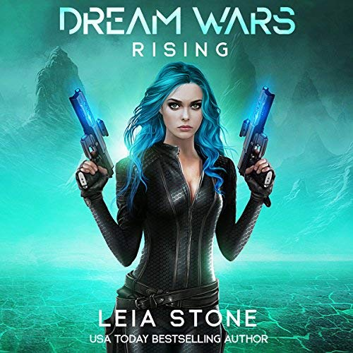 Dream Wars: Rising audiobook cover art