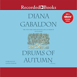 Drums of Autumn audiobook cover art