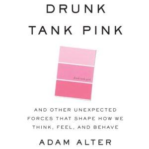 Drunk Tank Pink audiobook cover art