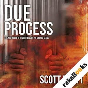 Due Process audiobook cover art