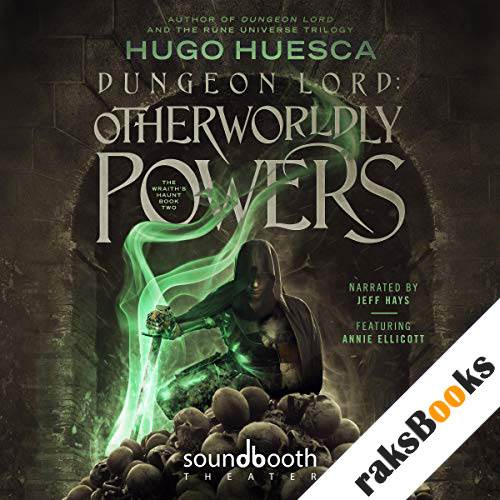 Dungeon Lord: Otherworldly Powers audiobook cover art