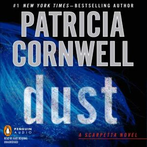 Dust audiobook cover art