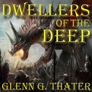Dwellers of the Deep audiobook cover art