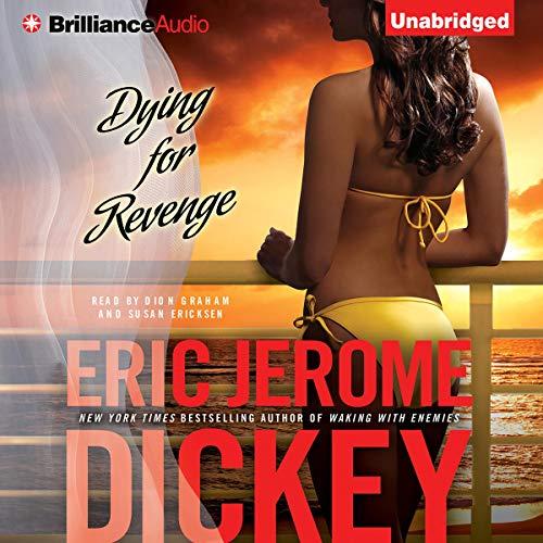 Dying for Revenge audiobook cover art
