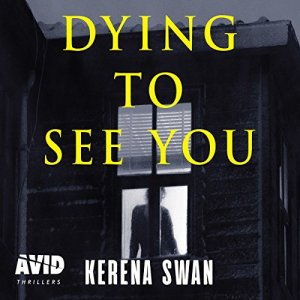 Dying to See You audiobook cover art