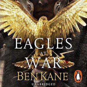 Eagles at War audiobook cover art