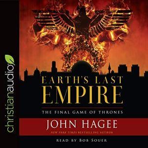 Earth's Last Empire audiobook cover art