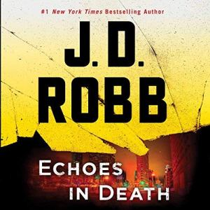 Echoes in Death audiobook cover art