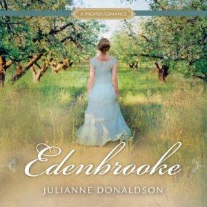 Edenbrooke audiobook cover art
