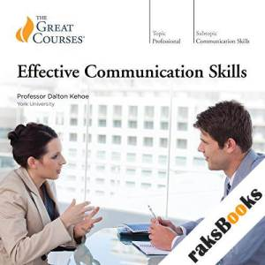 Effective Communication Skills audiobook cover art