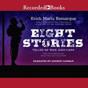Eight Stories audiobook cover art