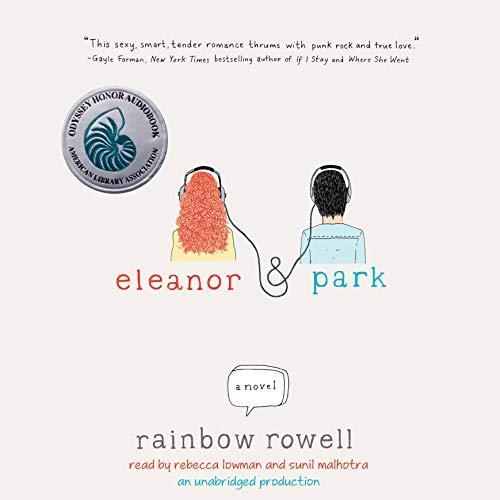 Eleanor & Park audiobook cover art