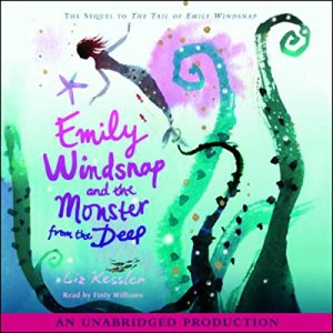 Emily Windsnap and the Monsters of the Deep audiobook cover art