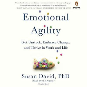 Emotional Agility audiobook cover art