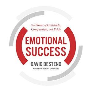 Emotional Success audiobook cover art