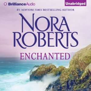 Enchanted audiobook cover art