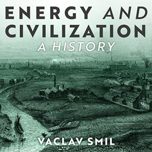 Energy and Civilization audiobook cover art