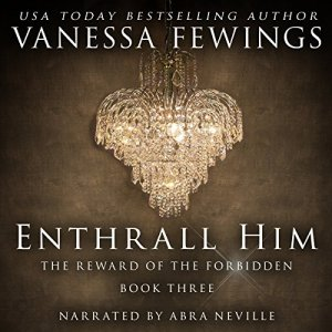 Enthrall Him audiobook cover art