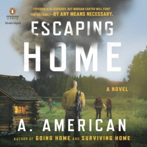 Escaping Home audiobook cover art