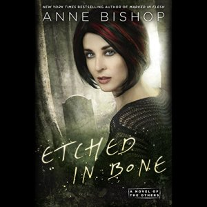 Etched in Bone audiobook cover art
