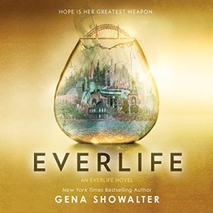 Everlife audiobook cover art