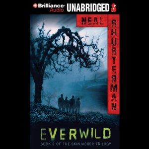 Everwild audiobook cover art