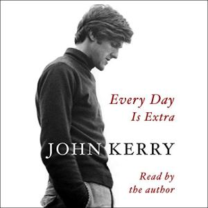 Every Day Is Extra audiobook cover art