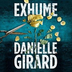 Exhume audiobook cover art
