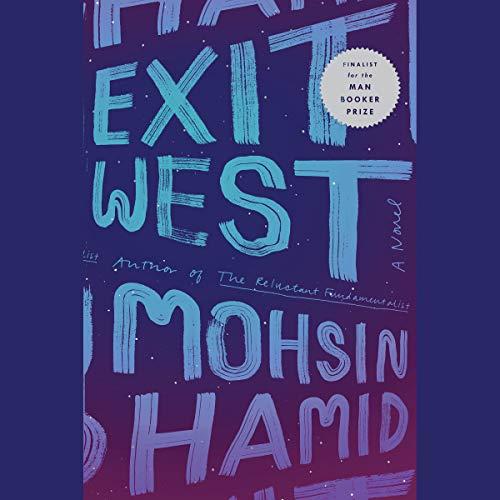 Exit West audiobook cover art