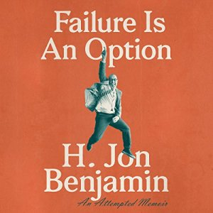 Failure Is an Option audiobook cover art