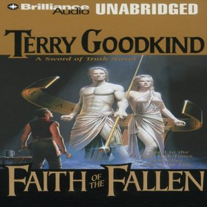 Faith of the Fallen audiobook cover art