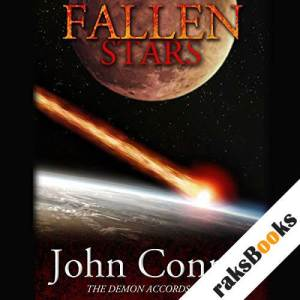 Fallen Stars audiobook cover art
