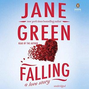 Falling audiobook cover art
