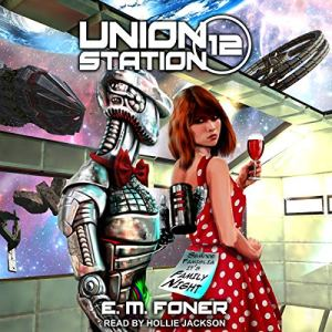 Family Night on Union Station audiobook cover art