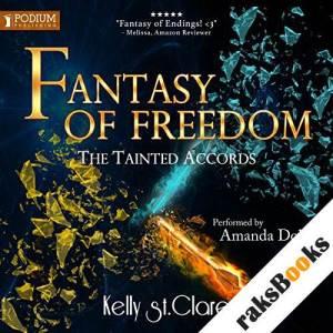 Fantasy of Freedom audiobook cover art
