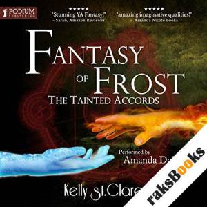 Fantasy of Frost audiobook cover art