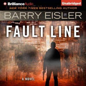 Fault Line audiobook cover art