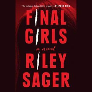 Final Girls audiobook cover art