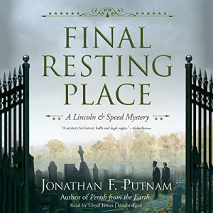 Final Resting Place audiobook cover art