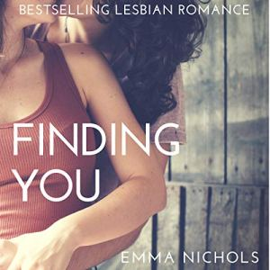 Finding You audiobook cover art