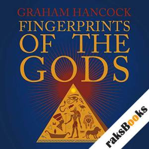 Fingerprints of the Gods audiobook cover art
