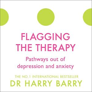 Flagging the Therapy audiobook cover art